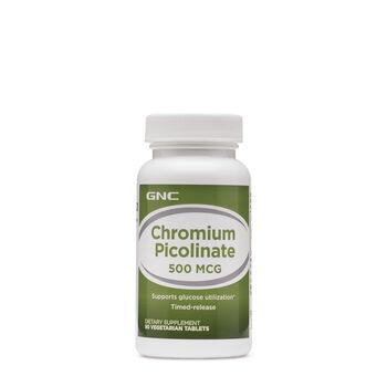 Chromium Picolinate 500 MCG | GNC