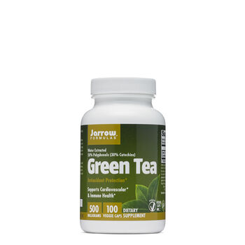 Green Tea - 500 Milligrams | GNC