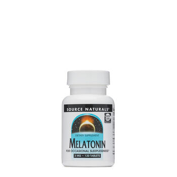 Melatonin 3 MG | GNC