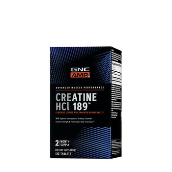 Creatine HCl 189™ | GNC