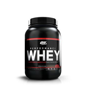 Performance Whey™ - Chocolate ShakeChocolate Shake | GNC