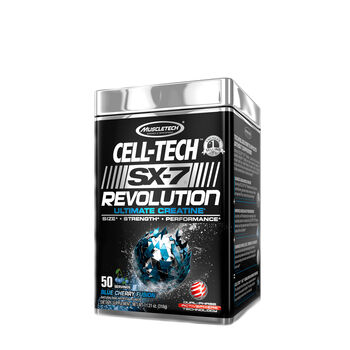 Cell-Tech™ SX-7® Revolution - Blue Cherry Fusion | GNC