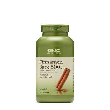 Cinnamon Bark 500 mg | GNC
