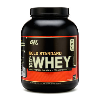 0b62d473d Gold Standard 100% Whey trade  - Double Rich ChocolateDouble Rich Chocolate