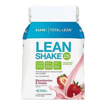 Lean Shake™ - Strawberries & CreamStrawberries and Cream | GNC