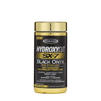 Hydroxycut® SX-7™ Black Onyx™ Non-Stimulant   GNC