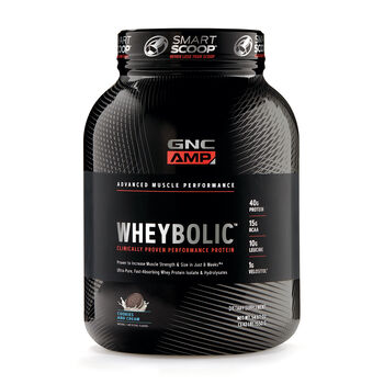 Wheybolic™ - Cookies and CreamCookies and Cream | GNC