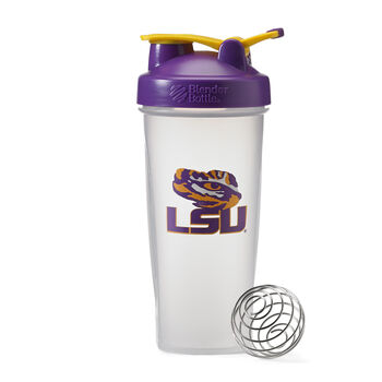 Collegiate Shaker Bottle- LSULSU   GNC