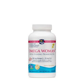 Omega Woman® - Lemon | GNC