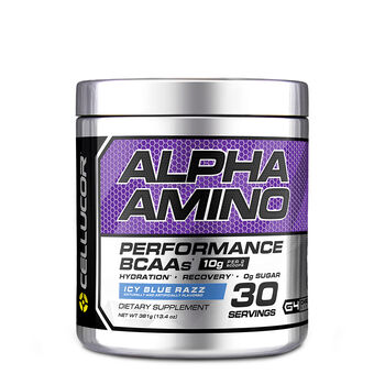 Alpha Amino™ - Icy Blue RazzIcy Blue Razz | GNC