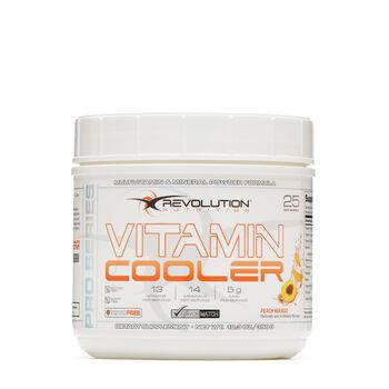 Vitamin Cooler - Peach MangoPeach Mango   GNC