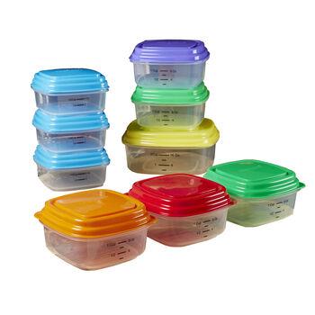 Meal Management Portion Control Container Set | GNC