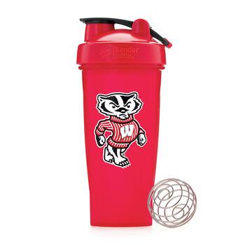 Collegiate Shaker Bottle - WisconsinWisconsin | GNC