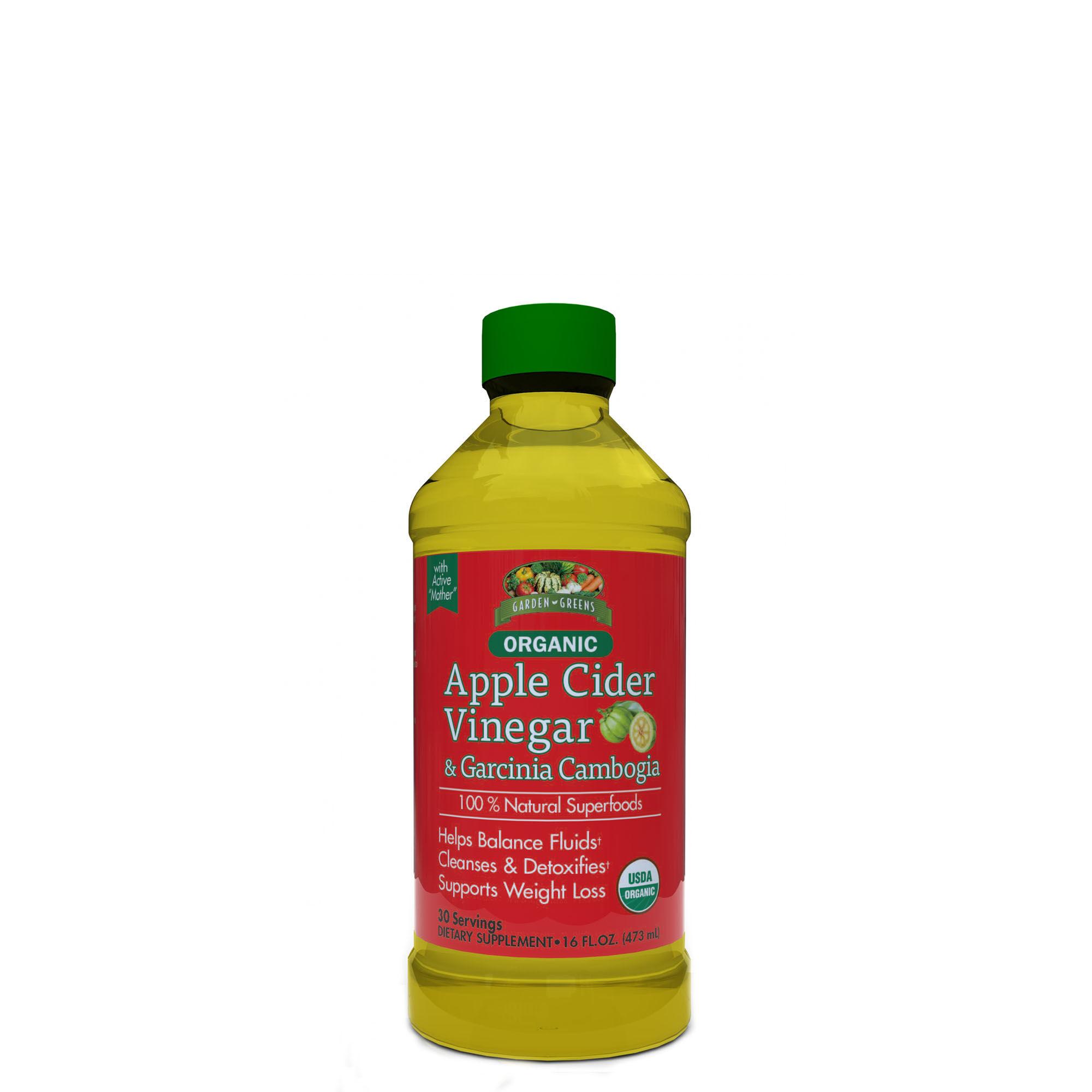 Garcinia And Apple Cider Vinegar Diet Dietwalls