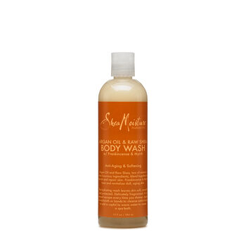 Argan Oil & Raw Shea Body Wash with Frankincense & Myrrh | GNC