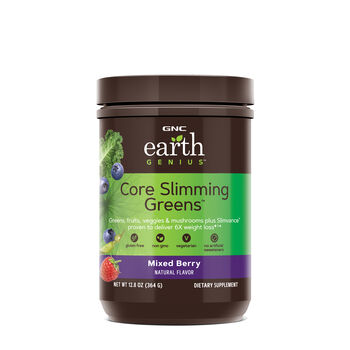 Core Slimming Greens™ - Mixed Berry (California Only) | GNC