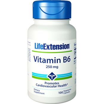 Vitamin B6 250 mg | GNC