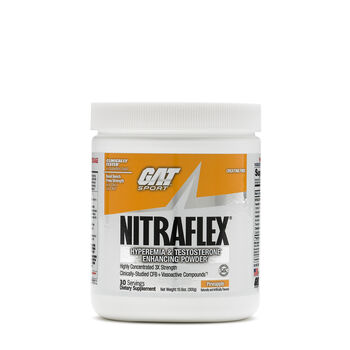 NITRAFLEX™ Hyperemia & Testosterone Enhancing Pwd - PineapplePineapple | GNC