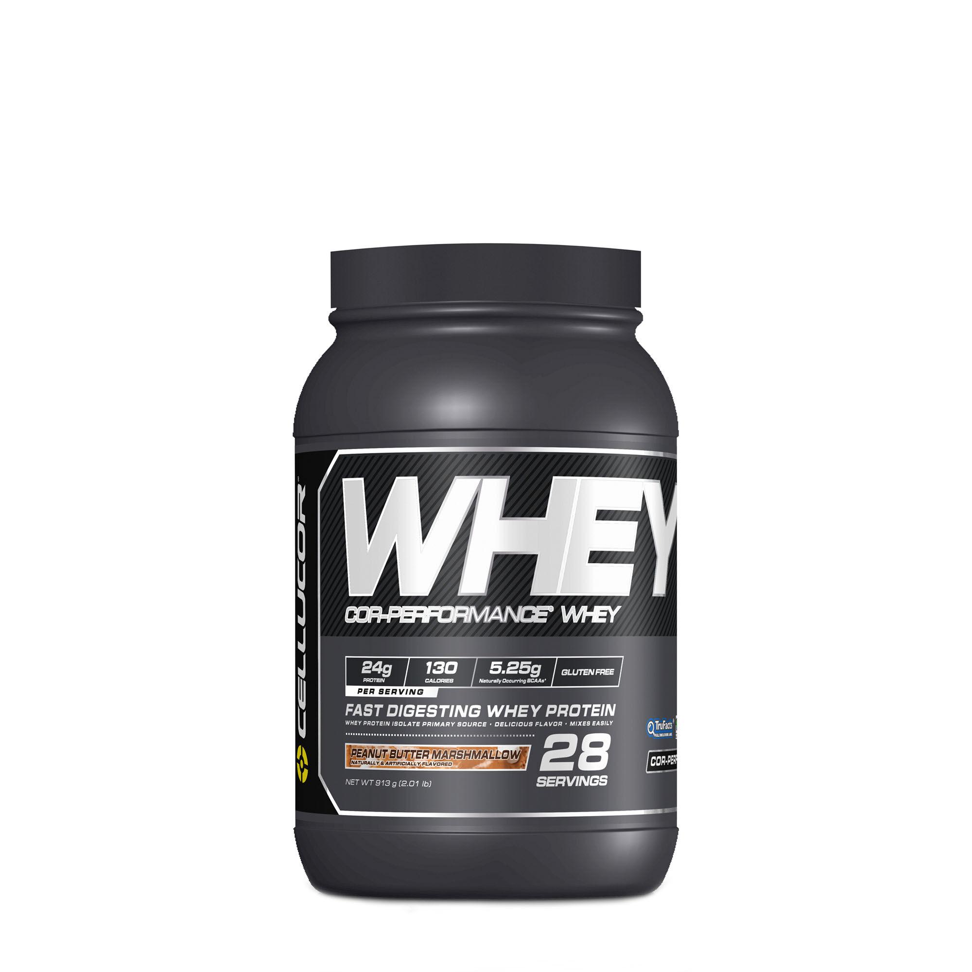 Cellucor Cor Performance Whey Protein Gnc