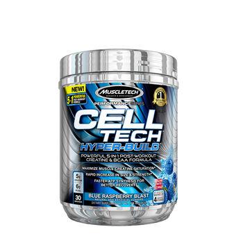 Cell Tech™ Hyper-Build™ - Blue Raspberry BlastBlue Raspberry Blast | GNC