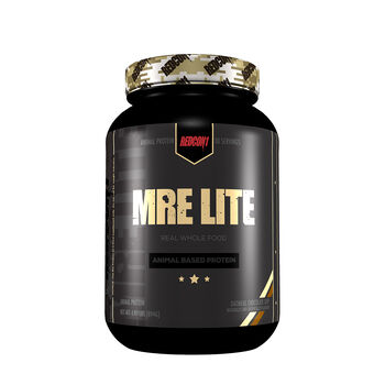 Redcon1 MRE Lite Meal Replacement Powder - Oatmeal Chocolate Chip   GNC