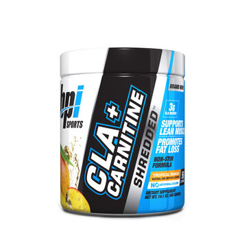 CLA + Carnitine Shredded™ - Tropical MangoTropical Mango | GNC