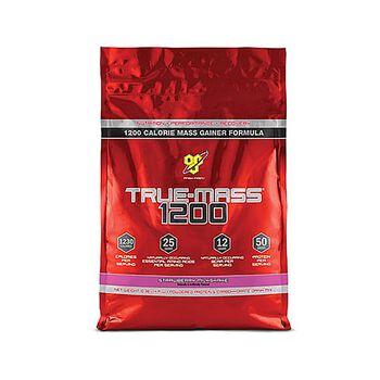True Mass® 1200 - Strawberry MilkshakeStrawberry Milkshake | GNC