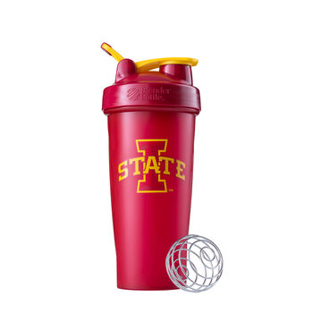 Collegiate Shaker Bottle - Iowa State UniversityIowa State University | GNC