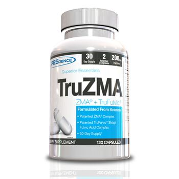 Superior Essentials TruZMA | GNC