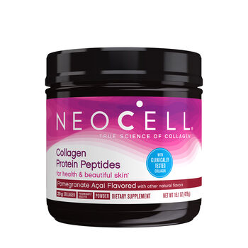 Collagen Protein Peptides - Pomegranate AcaiPomegranate Acai | GNC