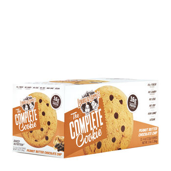 The Complete Cookie Peanut Butter Chocolate ChipPeanut Chip