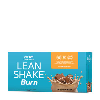 Lean Shake™ Burn - Chocolate Mocha (California Only)Chocolate Mocha | GNC