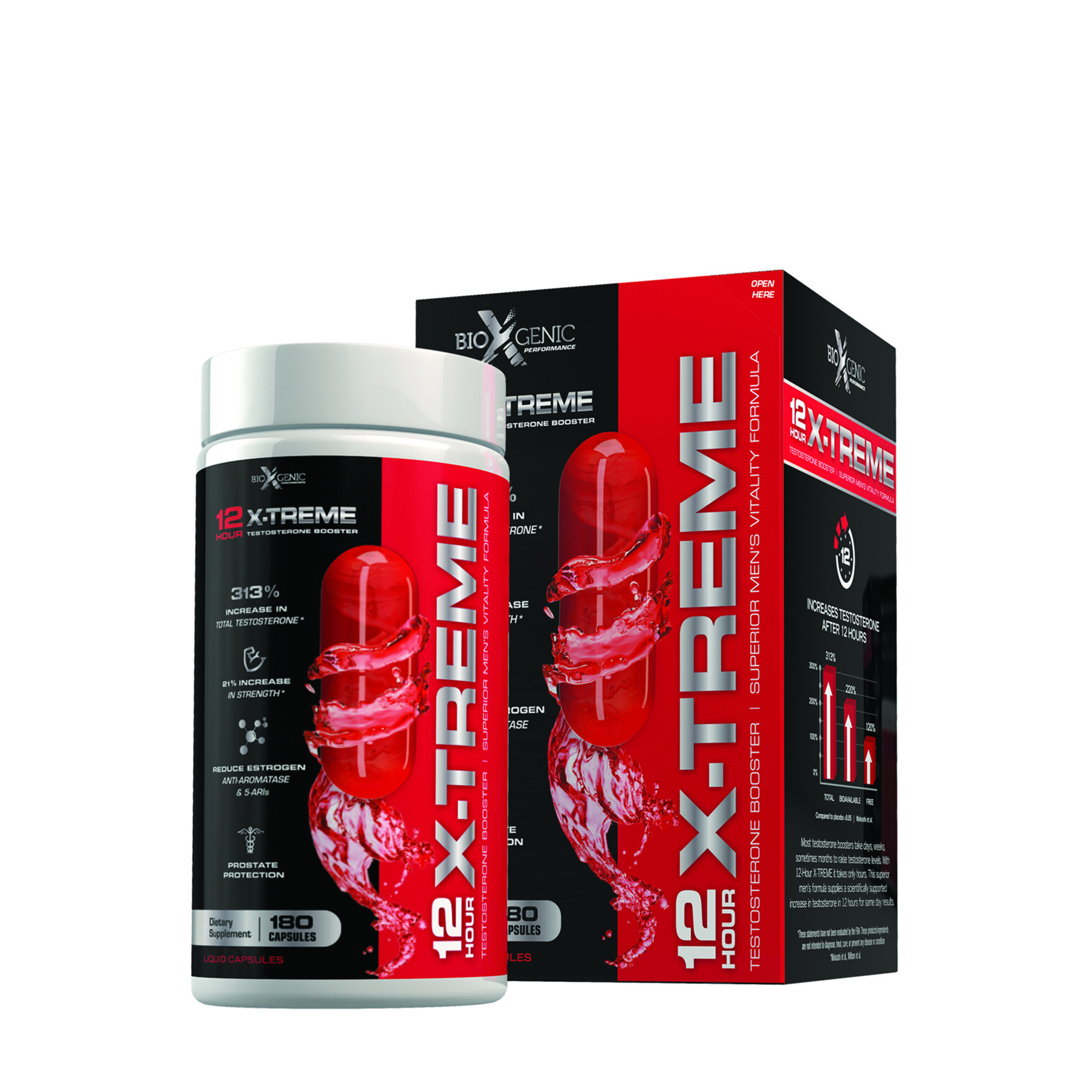BioXgenic 12-Hour X-Treme