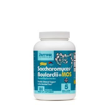 Saccharomyces Boulardii + MOS 5 Billion | GNC
