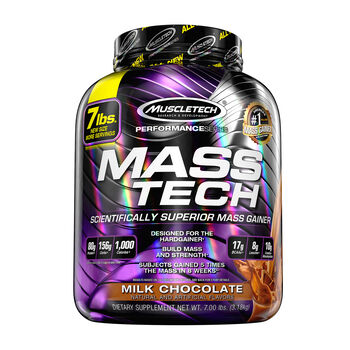 Mass Tech - Milk ChocolateMilk Chocolate | GNC