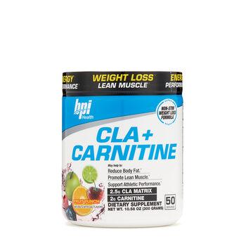 CLA + Carnitine - Fruit PunchFruit Punch | GNC
