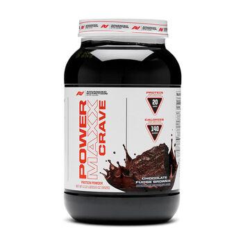 PowerMaxx Crave - Chocolate Fudge BrownieChocolate Fudge Brownie   GNC