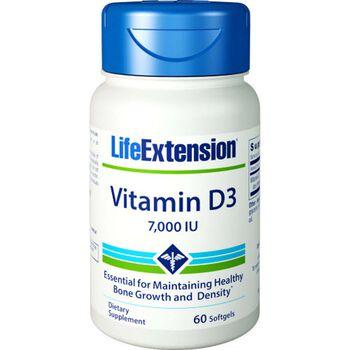 Vitamin D3 7,000 IU | GNC