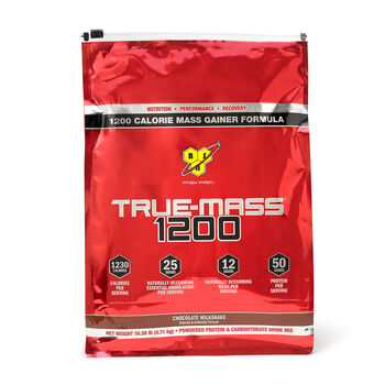 True Mass® 1200 - Chocolate MilkshakeChocolate Milkshake | GNC