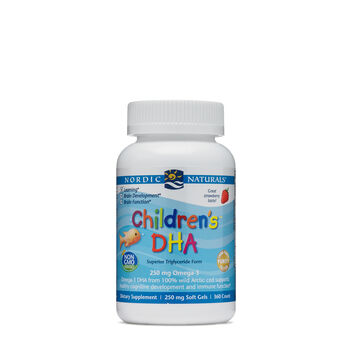 Nordic naturals children 39 s dha natural triglyceride form for Does fish oil lower triglycerides