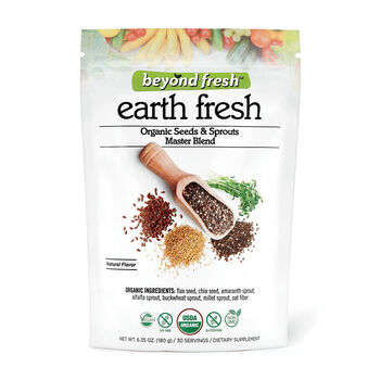 Earth Fresh | GNC