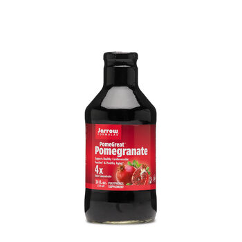 PomeGreat™ Pomegranate 4X Juice ConcentratePomegranate 4X Juice Concentrate | GNC