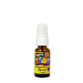 Vitamin C Spray - Grape   GNC