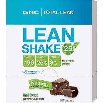 Lean Shake™ 25 Natural - ChocolateNatural Chocolate | GNC