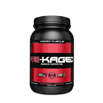Re-Kaged® - Strawberry LemonadeStrawberry Lemonade | GNC