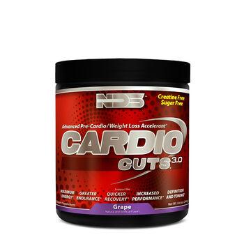 Cardio Cuts® 3.0 - GrapeGrape   GNC