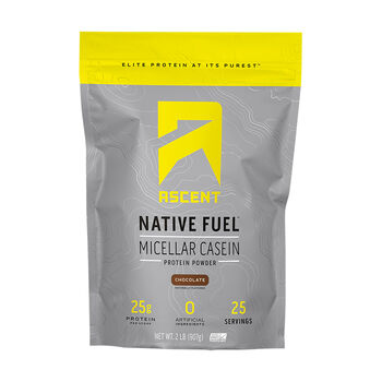 Native Fuel™ Micellar Casein - ChocolateChocolate | GNC