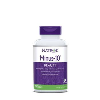 Minus-10®   GNC