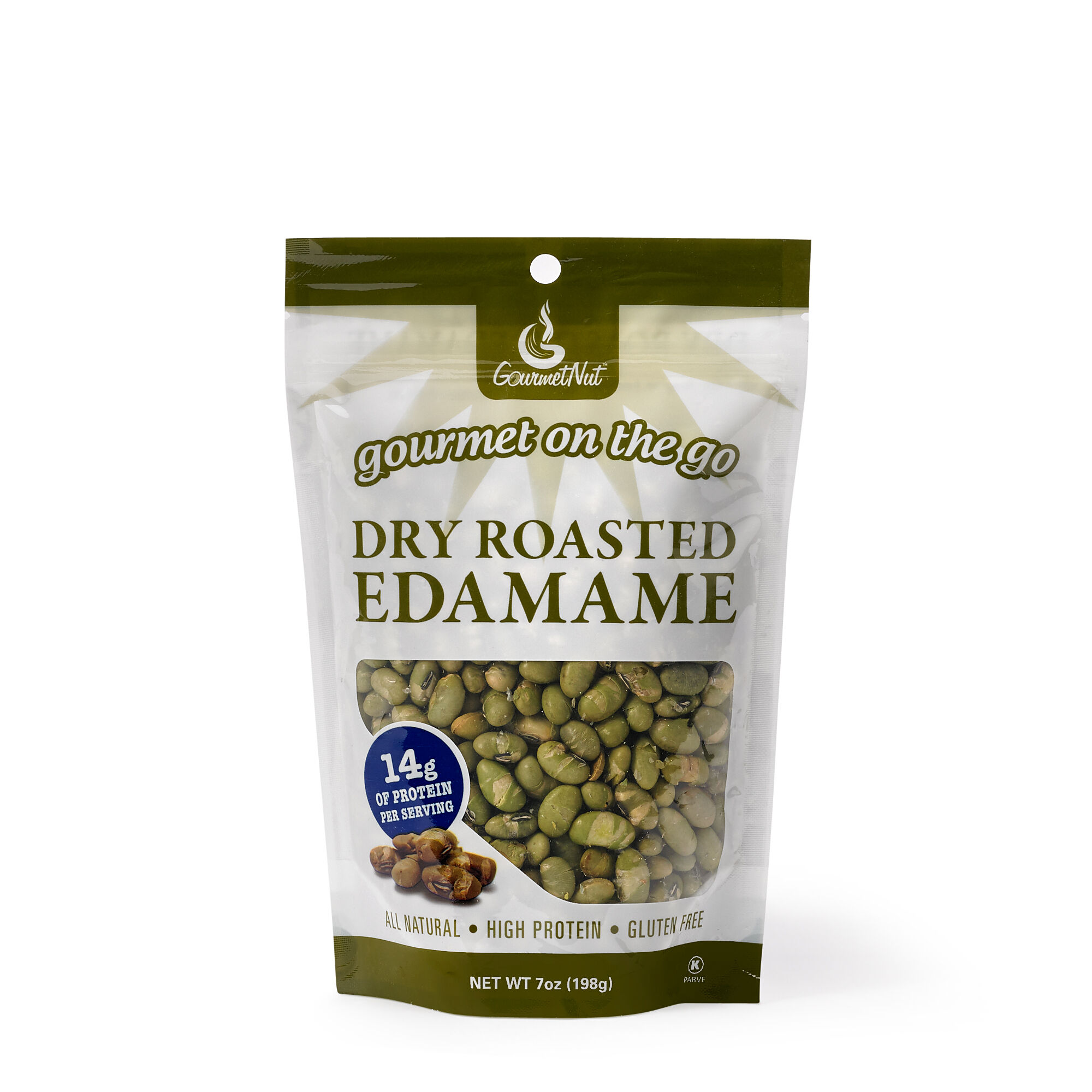 GourmetNut™ Dry Roasted Edamame | GNC