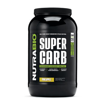 Super Carb - PineapplePineapple | GNC